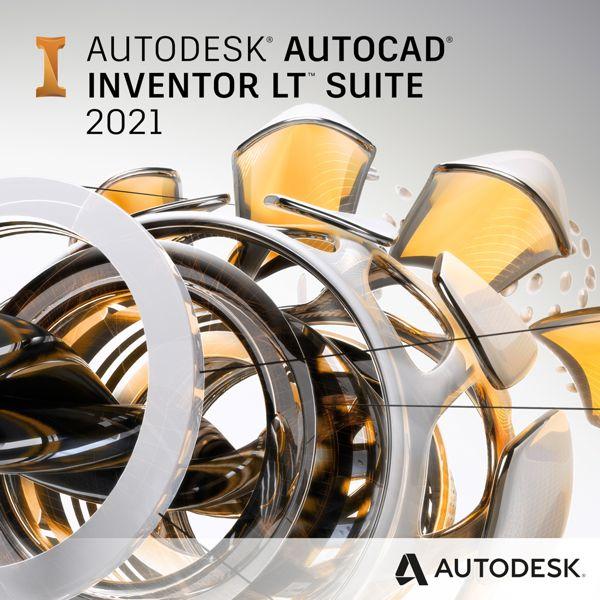 Inventor LT Suite 2021
