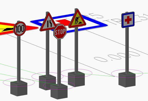 Autosign 2021 – Semnalizare rutiera 3D