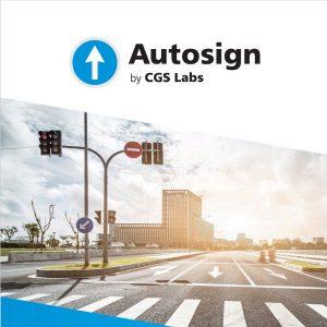 Software pentru semnalizare si marcaje rutiere