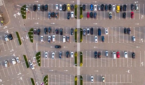 Autosign 2021 - Locuri de parcare